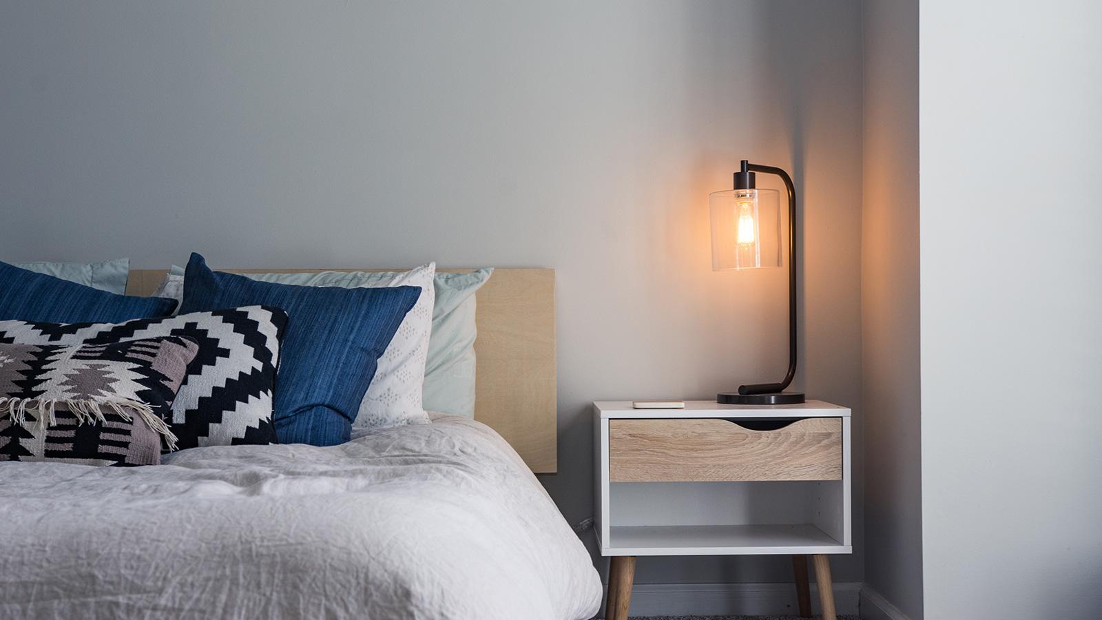 Add A Color To A Monochromatic Interior