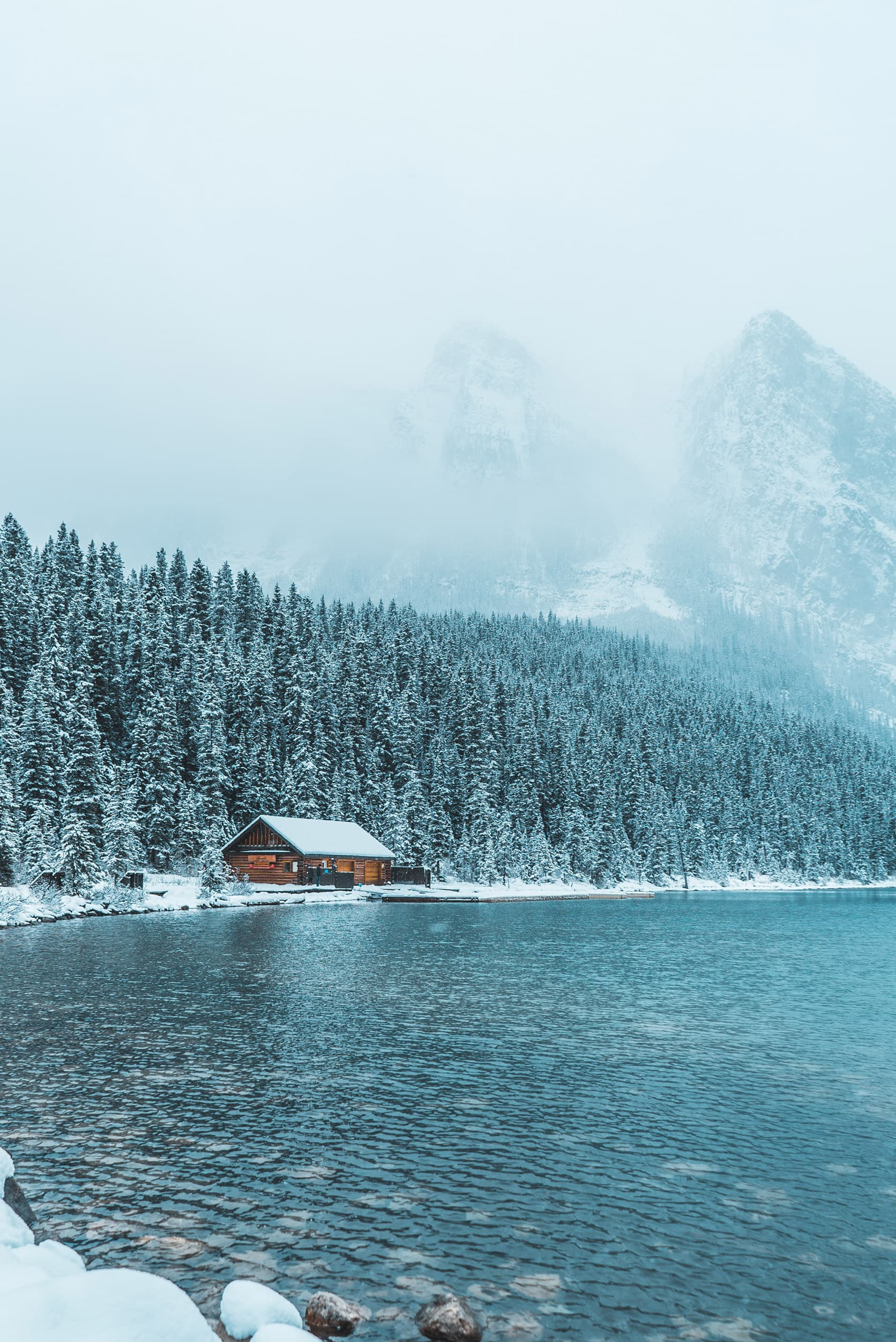 5 PLACES TO VISIT THIS WINTER