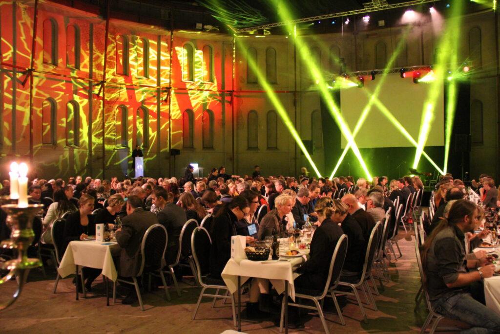 Generatorkonferensen Immersive Dinner Experience