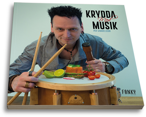 Boken Krydda med Musik